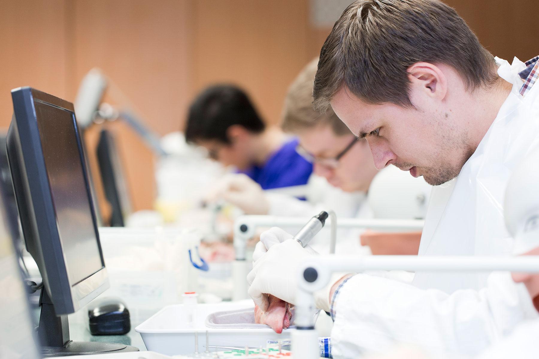 Fortbildung im ZFZ Stuttgart –Blick ins Labor